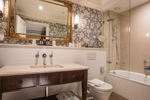 Grand Hotel du Lac - Vevey - Bathroom
