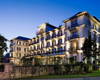 Grand Hotel du Lac - Vevey - Clădire