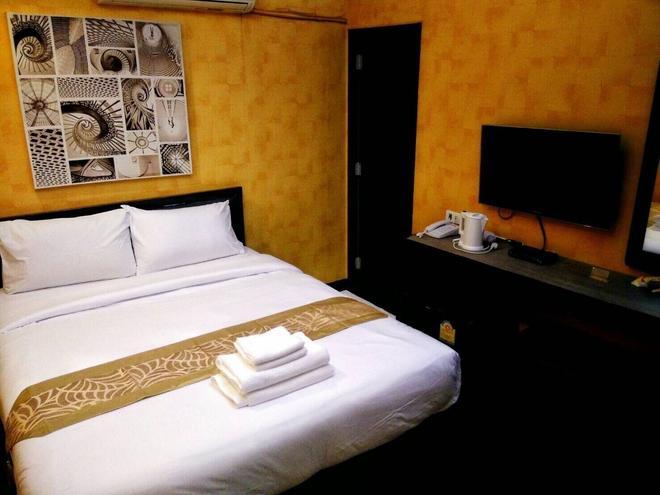S30 Sukhumvit Hotel - Bangkok - Bedroom