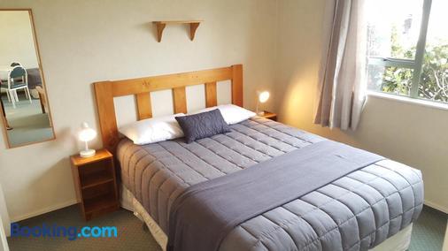 Catlins Area Motel - Owaka - Bedroom
