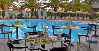 Minos Hotel - Rethymno - Restaurant