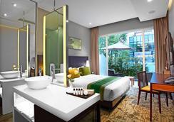 Park Regis Singapore - Сингапур - Спальня