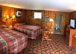 Lantern House Motel - Great Barrington - Bedroom