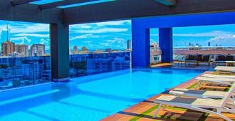 Tower Central - New Luxury - Ocean view - סנטו דומינגו - בריכה