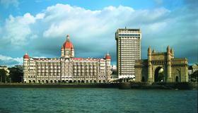 Taj Mahal Tower, Mumbai - Mumbai - Living room