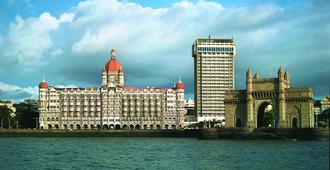 Taj Mahal Tower, Mumbai - מומבאי - סלון