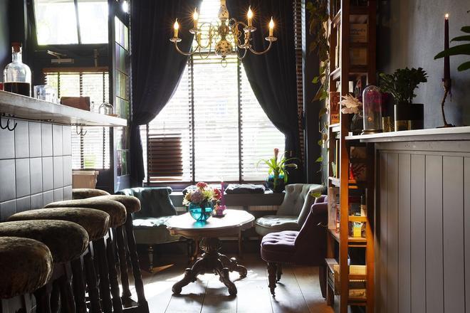 米斯克吃喝住酒店 - 阿姆斯特丹 - 阿姆斯特丹 - 休閒室