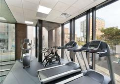 Travelodge Hotel by Wyndham Montreal Centre - Montreal - Gym