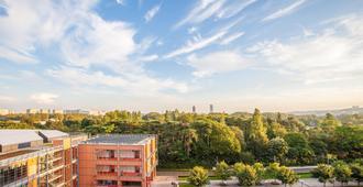 Crowne Plaza Lyon - Cite Internationale - Lyon - Outdoor view
