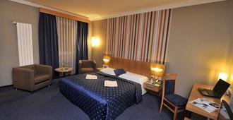 藍色布拉迪斯拉瓦酒店 - 布拉提斯拉瓦 - 布拉提斯拉瓦 - 臥室