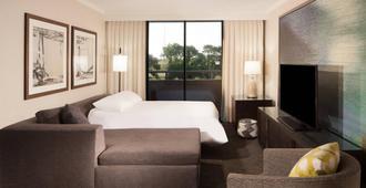 Omaha Marriott - אומהה - חדר שינה