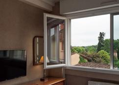 The Originals City, Hôtel Rive Droite, Albi (Ex Cantepau) - Albi - Schlafzimmer