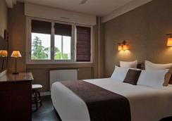 The Originals City, Hôtel Le Cantepau, Albi (Inter-Hotel) - Albi - Makuuhuone