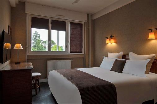 The Originals City, Hôtel Le Cantepau, Albi (Inter-Hotel) - Albi - Bedroom