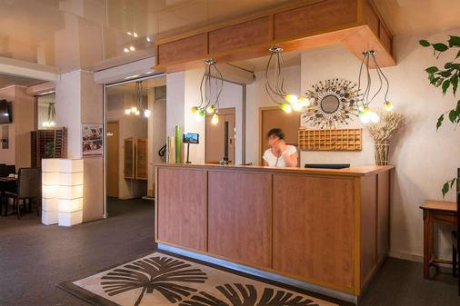 The Originals City, Hôtel Le Cantepau, Albi (Inter-Hotel) - Albi - Front desk
