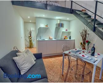 Villa Vinicia - Domaso - Living room