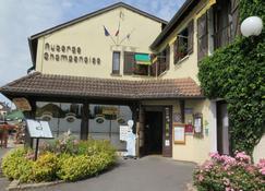 Auberge Champenoise - Épernay - Building
