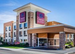 Comfort Suites Wenatchee Gateway - Wenatchee - Rakennus