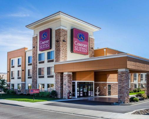 Comfort Suites - Wenatchee - Building