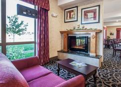 Comfort Suites Wenatchee Gateway - Wenatchee - Living room