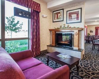 Comfort Suites Wenatchee Gateway - Wenatchee - Σαλόνι