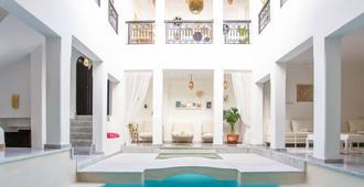 Riad al Rimal - Marrakesh - Piscina