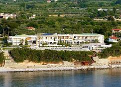 Cavo Olympo Luxury Hotel & Spa - Adults Only - Litochoro - Bâtiment
