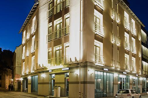 Royal Square Hotel & Suites - Ρίγα - Κτίριο