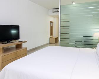 Holiday Inn Express Manzanillo - Manzanillo - Bedroom
