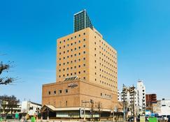 Art Hotel Aomori - אומורי - בניין