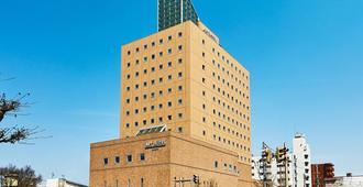 Art Hotel Aomori - Aomori - Bâtiment