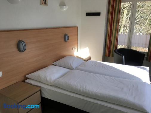 Parkhotel Villa Des Effats Vielsalm - Vielsalm - Bedroom