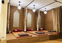 戴溫曼谷飯店 - 曼谷 - Spa