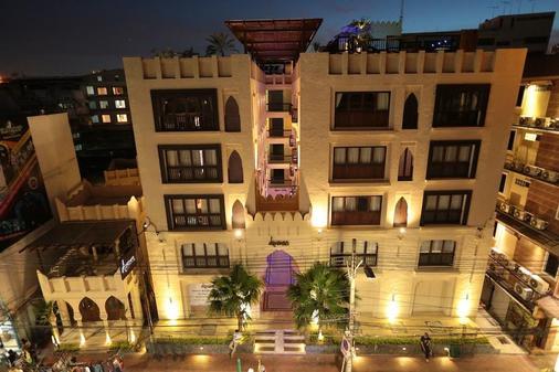 戴溫曼谷飯店 - 曼谷 - 建築