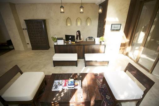 戴溫曼谷飯店 - 曼谷 - 櫃檯