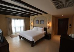 戴溫曼谷飯店 - 曼谷 - 臥室