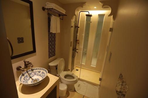 戴溫曼谷飯店 - 曼谷 - 浴室
