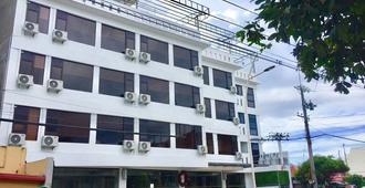 旅行者濱海旅館 - 塔比拉蘭 - 建築