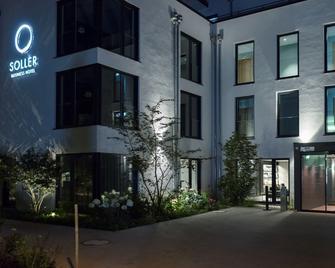 Soller Business Hotel - Hallbergmoos - Gebouw