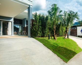 Kg Private Pool Villas - Ao Nang - Venkovní prostory