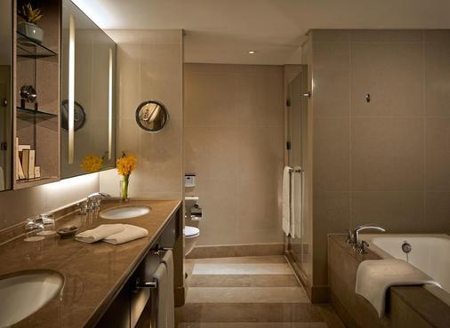 香格里拉台南遠東國際大飯店 - 台南 - 浴室