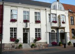 Hostellerie Croonhof - Veurne - Building