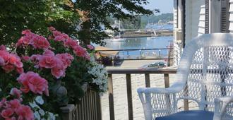 Atlantic Ark Inn - Boothbay Harbor - Balcony
