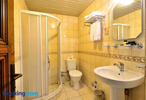 Baglar Saray Hotel - Safranbolu - Bathroom