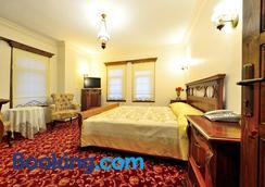 Baglar Saray Hotel - Safranbolu - Bedroom