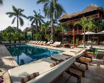 Magic Blue Spa Boutique Hotel-Adult Only - Playa del Carmen - Pool