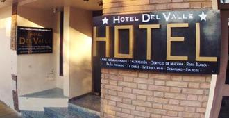 Hotel Del Valle - Ciudad de San Juan