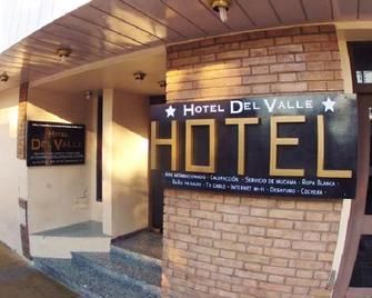 Hotel Del Valle - San Juan - Building