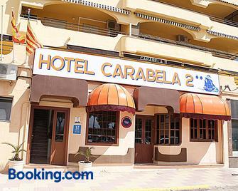 Hotel Carabela 2 - Cullera - Gebäude