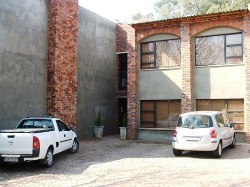24 Onvrey Guest House - Johannesburg - Outdoor view